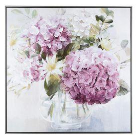 Tablou Flower Mix 82x82