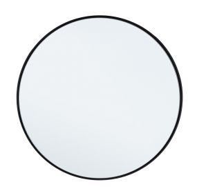 Oglinda Nucleos Black 50 cm