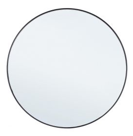 Oglinda Nucleos Black 70 cm