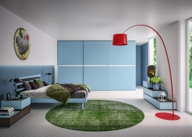 Mobilier dormitor Twin