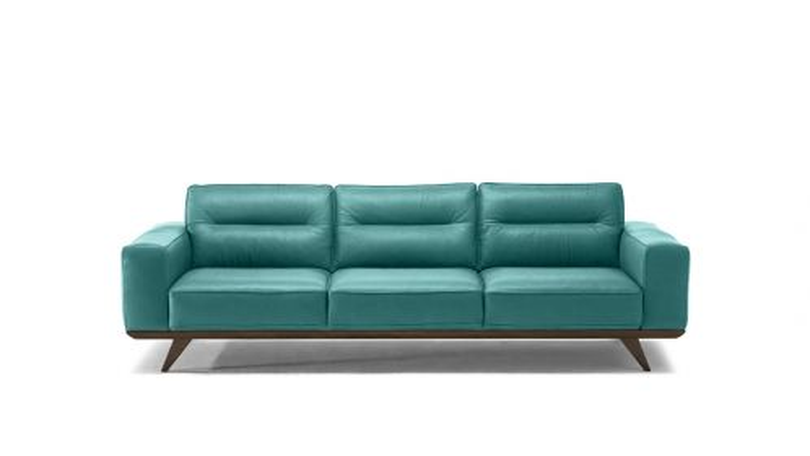 Canapea Liniara 3 locuri Adrenalina Maxi Textil Dioniso Turquoise