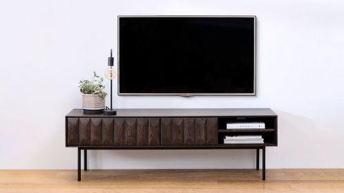 Comoda TV Latina Expresso Brown Oak
