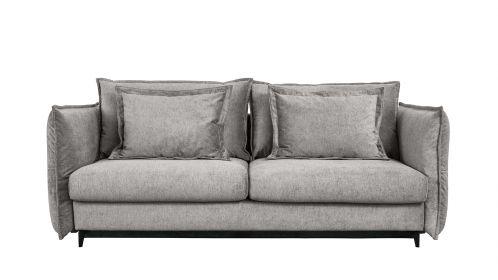 Canapea extensibila 3 locuri Eva Kingston Light Grey