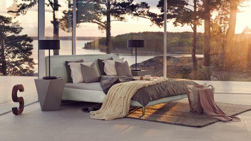 Pat Norfolk Evita Light Grey 160x200