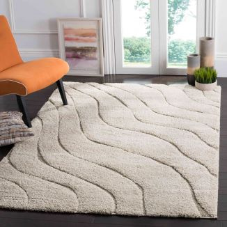 Covor Wave Beige 160 X 230 cm
